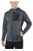 Columbia Jackson Creek II Hoodie Men Black Heather